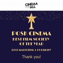 POSK Cinema named Best Film Society of the Year